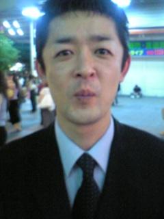 Shuugo in a suit